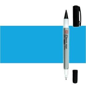 Totenart. Rotulador IDenti pen Sakura Azul 2 puntas