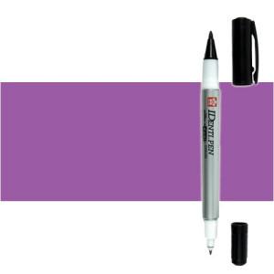 Totenart. Rotulador IDenti pen Sakura Violeta 2 puntas