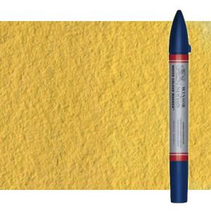 Totenart-Rotulador de acuarela gutagamba Winsor & Newton doble punta pincel