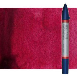 Totenart-Rotulador de acuarela tono carmesí alizarina Winsor & Newton doble punta pincel