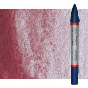 Totenart-Rotulador de acuarela rosa palido Winsor & Newton doble punta pincel