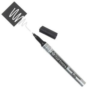totenart-Rotulador Plata Pen-touch fino Sakura