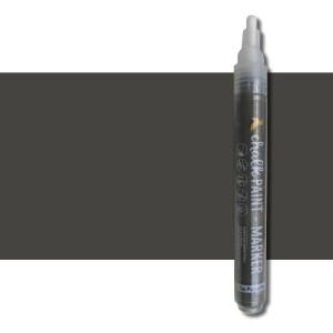 totenart-Rotulador Chalk Paint Casi Negro 2-4 mm, La Pajarita