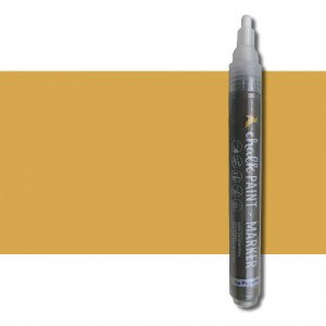 totenart-Rotulador Chalk Paint Ocre Sahara 2-4 mm, La Pajarita