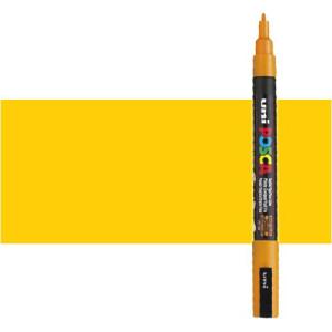 Totenart. Rotulador Posca Amarillo claro (1120) PC3M, punta redonda (0.9-1.3 mm.)
