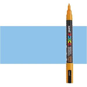 Totenart. Rotulador Posca Azul cielo (330) PC3M, punta redonda (0.9-1.3 mm.)