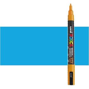 Totenart. Rotulador Posca Azul claro (320) PC3M, punta redonda (0.9-1.3 mm.)