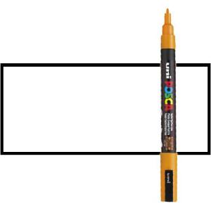 Totenart. Rotulador Posca Blanco (1400) PC3M, punta redonda (0.9-1.3 mm.)