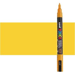 Totenart. Rotulador Posca Naranja claro (720) PC3M, punta redonda (0.9-1.3 mm.)