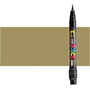 Totenart. Rotulador Posca Oro (1300) PCF35, punta pincel