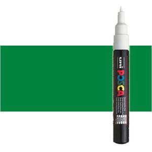 Totenart. Rotulador Posca Verde (500) PC1M, punta redonda (0.7 mm.)