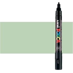 Totenart. Rotulador Posca Verde claro (520) PC5M, punta redonda (1.8-2.5 mm.)