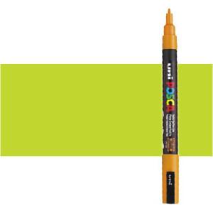 Totenart. Rotulador Posca Verde manzana (510) PC3M, punta redonda (0.9-1.3 mm.)