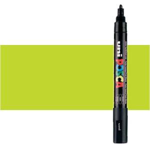 Totenart. Rotulador Posca Verde manzana (510) PC5M, punta redonda (1.8-2.5 mm.)