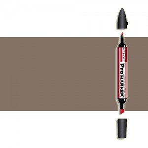 totenart-rotulador-promarker-letraset-doble-punta-color-wg03-diseno-ilustracion