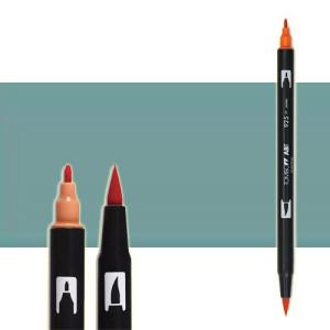totenart-rotulador-tombow-color-553-purpura-mist-con-pincel-y-doble-punta