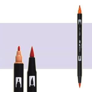 totenart-rotulador-tombow-color-620-lila-con-pincel-y-doble-punta