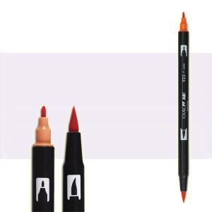 totenart-rotulador-tombow-color-676-purpura-real-con-pincel-y-doble-punta