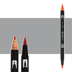 totenart-rotulador-tombow-color-n65-gris-frio-5-con-pincel-y-doble-punta
