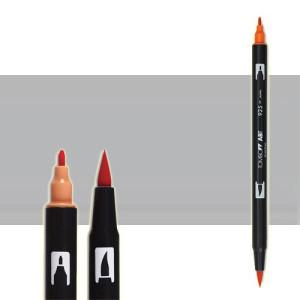 totenart-rotulador-tombow-color-n75-gris-frio-3-con-pincel-y-doble-punta