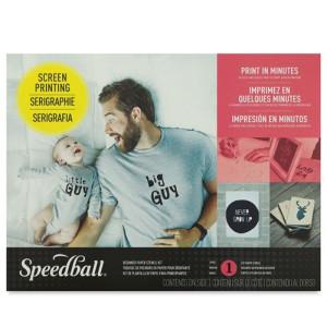 totenart-Kit Serigrafico principiantes Speedball