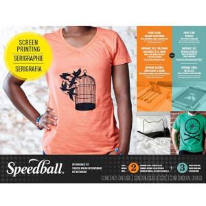 Kit serigrafia Intermedio Speedball