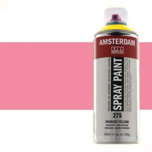 Totenart - Acrílico en spray Rosa Reflex 384 Amsterdam 400 ml.