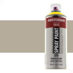 Totenart - Acrílico en spray Gris Cálido 718 Amsterdam 400 ml.