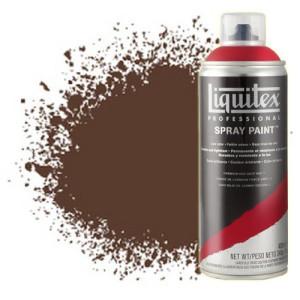 Totenart-Pintura en Spray Tierra de Siena Tostada 0127, Liquitex acrílico, 400 ml.