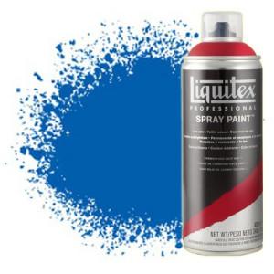 Totenart-Pintura en Spray azul ftalocianina (tono verde) 0316, Liquitex acrílico, 400 ml.