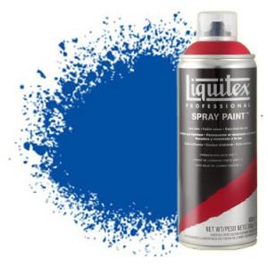 Totenart-Pintura en Spray Azul cobalto 0381, Liquitex acrílico, 400 ml.