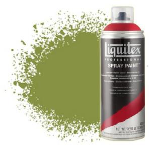 totenart-Pintura en Spray Amarillo cadmio claro 1, 1159, Liquitex acrílico, 400 ml.