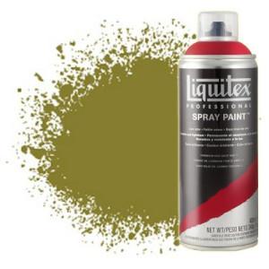 Totenart-Pintura en Spray Amarillo cadmio oscuro 1, 1163 Liquitex acrílico, 400 ml.