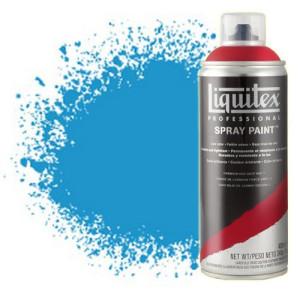 totenart-Pintura en Spray Azul cerúleo 6, 6470, Liquitex acrílico, 400 ml.