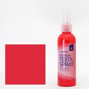 totenart-Pintura textil Rojo Cherry 04 SPRAY (100 ml.), La Pajarita