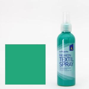 totenart-Pintura textil Verde Mojito 09 SPRAY (100 ml.), La Pajarita