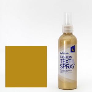 totenart-Pintura textil Oro 11 SPRAY (100 ml.), La Pajarita