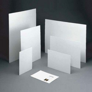 Tablilla entelada con preparación universal (40x40 cm)