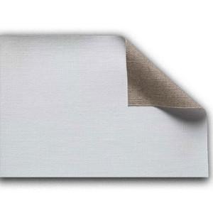 totenart-Tela 100% lino Claessens L120 imprimado, 390 gr, Gr. fino, rollo (2,10x10 m)