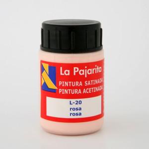 totenart-tempera-gouache-satinada-pajarita-l-20-rosa-bote-35-ml