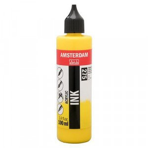Tinta Acrílica Amarillo Primario 275 Amsterdam (100ml.)