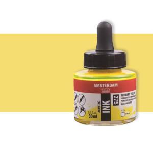 Totenart-Tinta Acrílica amarillo nápoles oscuro Amsterdam (30ml.)