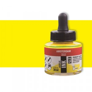 Totenart-Tinta Acrílica amarillo primario Amsterdam (30ml.)