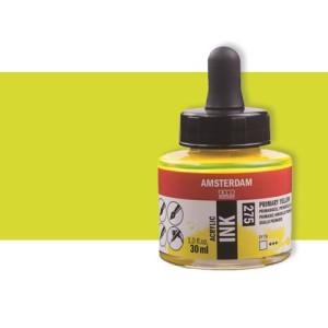 Totenart-Tinta Acrílica amarillo reflex Amsterdam (30ml.)