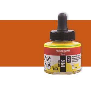 Totenart-Tinta Acrílica naranja reflex Amsterdam (30ml.)