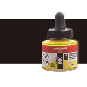 Totenart-Tinta Acrílica negro óxido Amsterdam (30ml.)