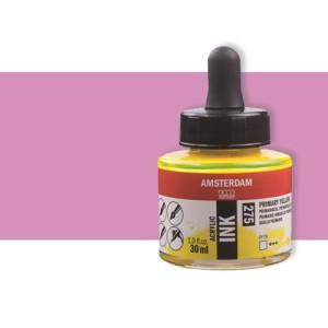 Totenart-Tinta Acrílica rosa quinacridona claro Amsterdam (30ml.)