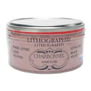 Totenart. Lito negro terciopelo (negro profundo) Charbonnel, 200 ml