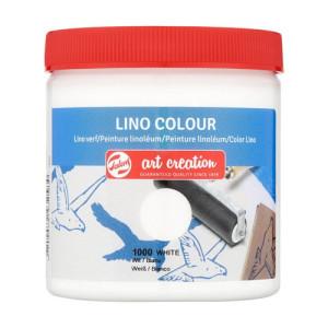 Tinta Linograbado Color Blanco 1000, 250 ml. ArtCreation