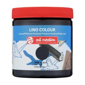Tinta Linograbado Color Negro 7000, 250 ml. ArtCreation
